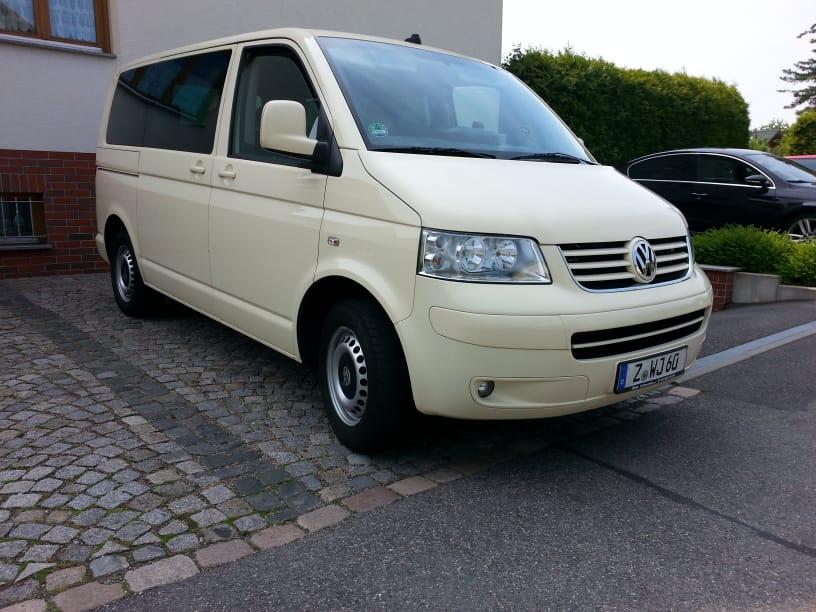 Taxi Glauchau - VW Fahrzeug 1