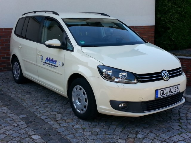 Taxi Glauchau - Fahrzeug Nummer 5