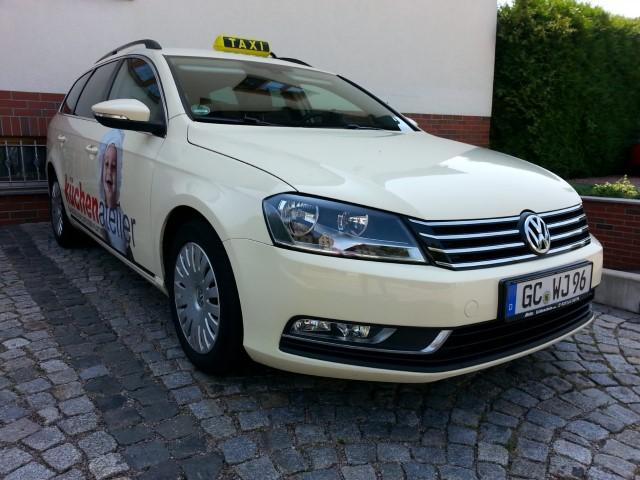 Taxi Glauchau - Fahrzeug Nummer 6