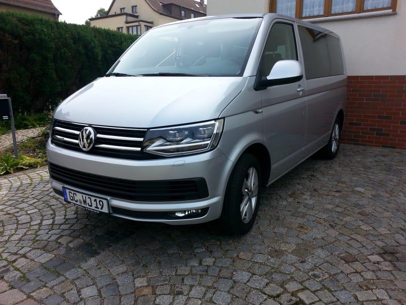 Taxi Glauchau - VW Fahrzeug 2